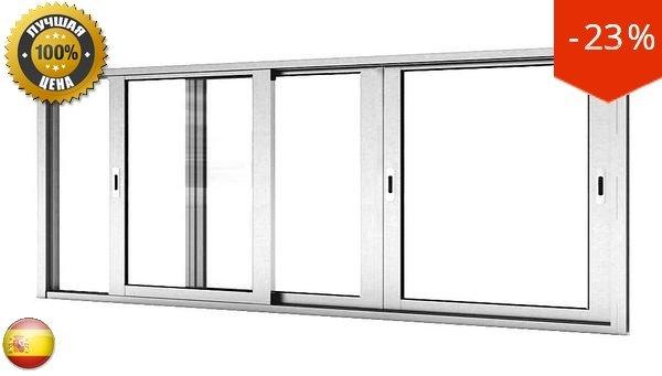 Остекление балконов и лоджий, цена под ключ в уфе, отделка и.